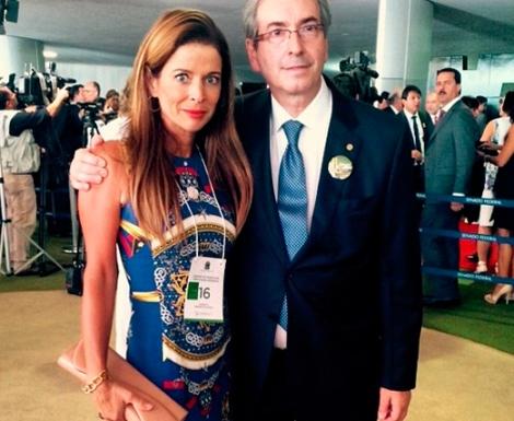 Cláudia-Cruz-e-o-marido-Eduardo-Cunha