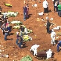 No estado de São Paulo, covid-19 mata mais que acidente de trânsito